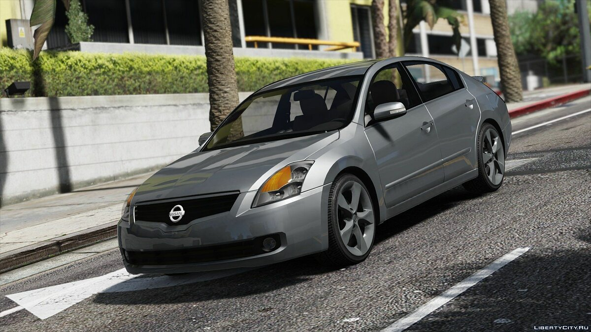 Nissan Altima 3.5SE [Add-On / Replace | Template] 2.0 для GTA 5