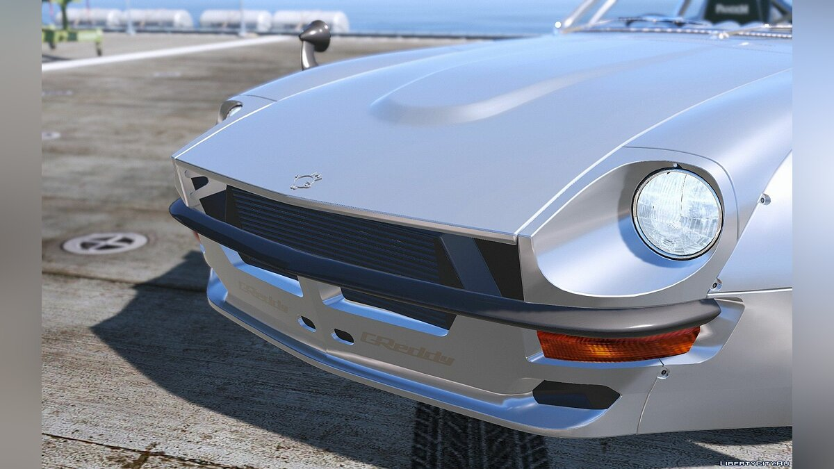 1969 Pandem Nissan S30 [Add-On | RHD | 4K Template] 1.2 для GTA 5 - скриншот #2