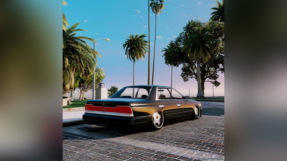 Машина Nissan 1991 Nissan laurel c33 ((alpha)) add-on 1.0 для GTA 5