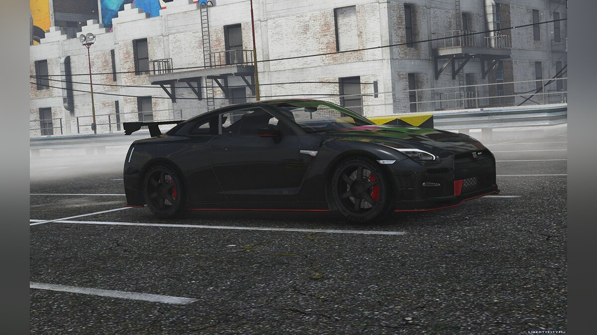 2015 Nissan GTR Nismo [ Add-On | HQ | Template ] для GTA 5 - скриншот #2