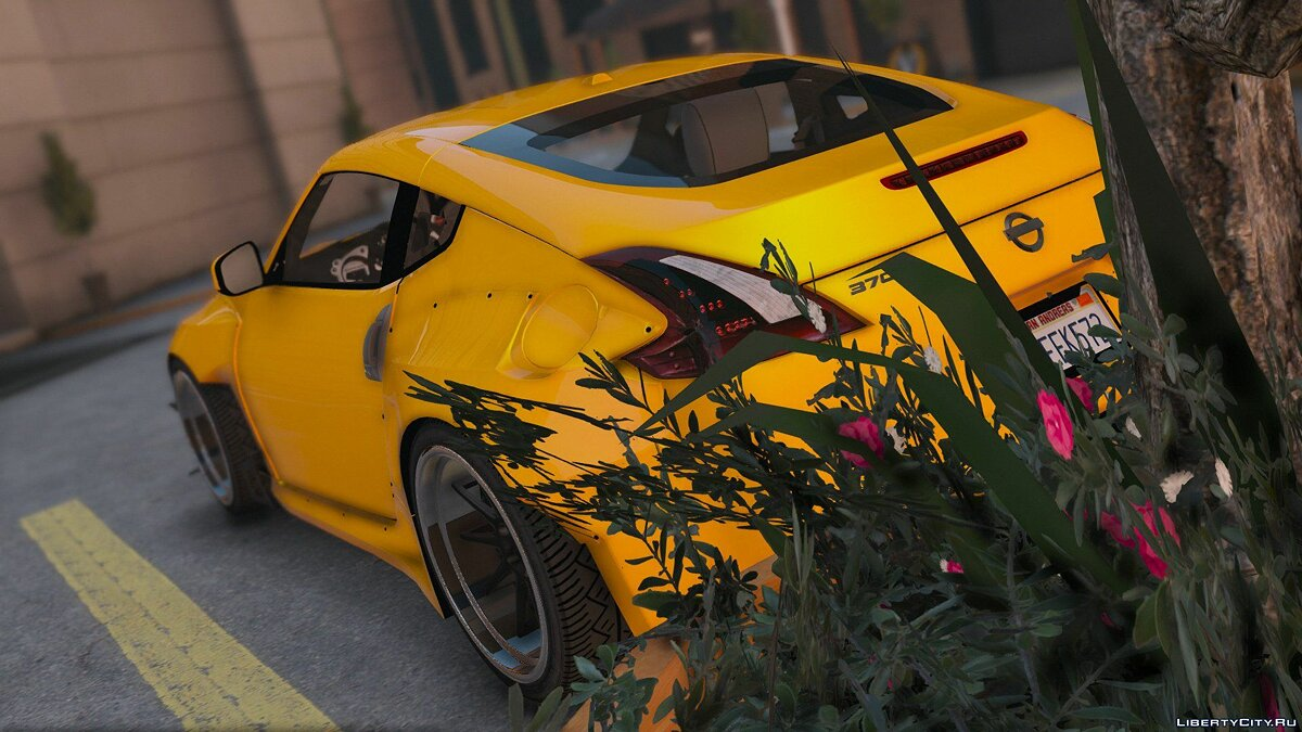 "Nissan 370z ""Pandem"" [Add-On / Replace] 0.2 для GTA 5 - скриншот #2"