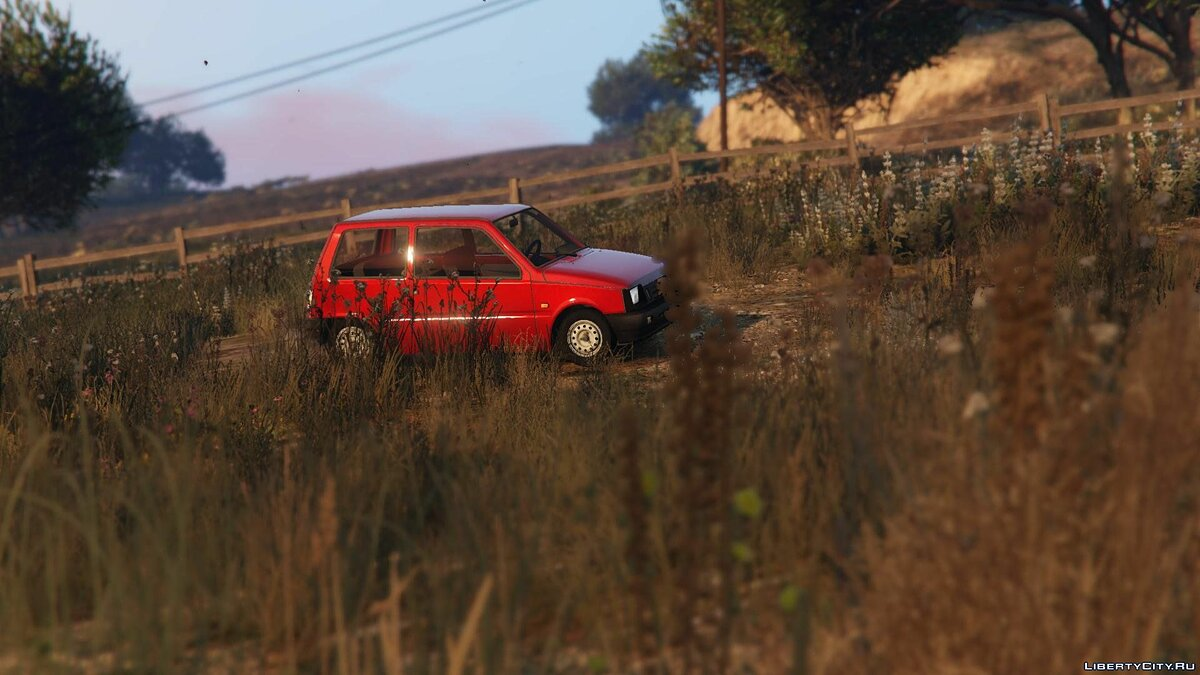 ��ашина ОКА VAZ-1111 OKA [Add-On] 1.0 для GTA 5