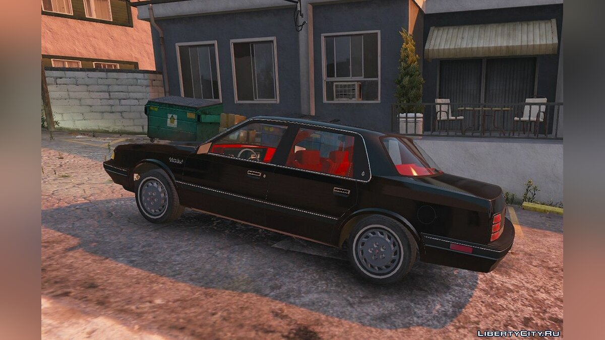 Машина Oldsmobile 1993 Oldsmobile Cutlass Ciera [Add-on] 1.0 для GTA 5