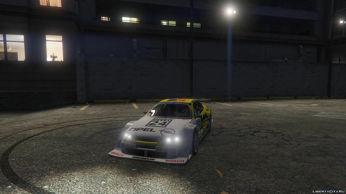 Opel Calibra DTM [Add-On / Replace | Livery] 2.0 для GTA 5 - скриншот #6