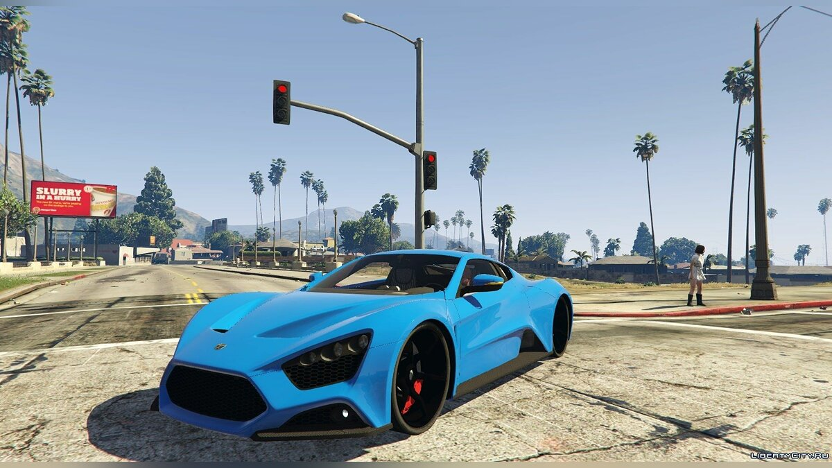 Zenvo ST1 [Add-on] 1.0 для GTA 5 - скриншот #5