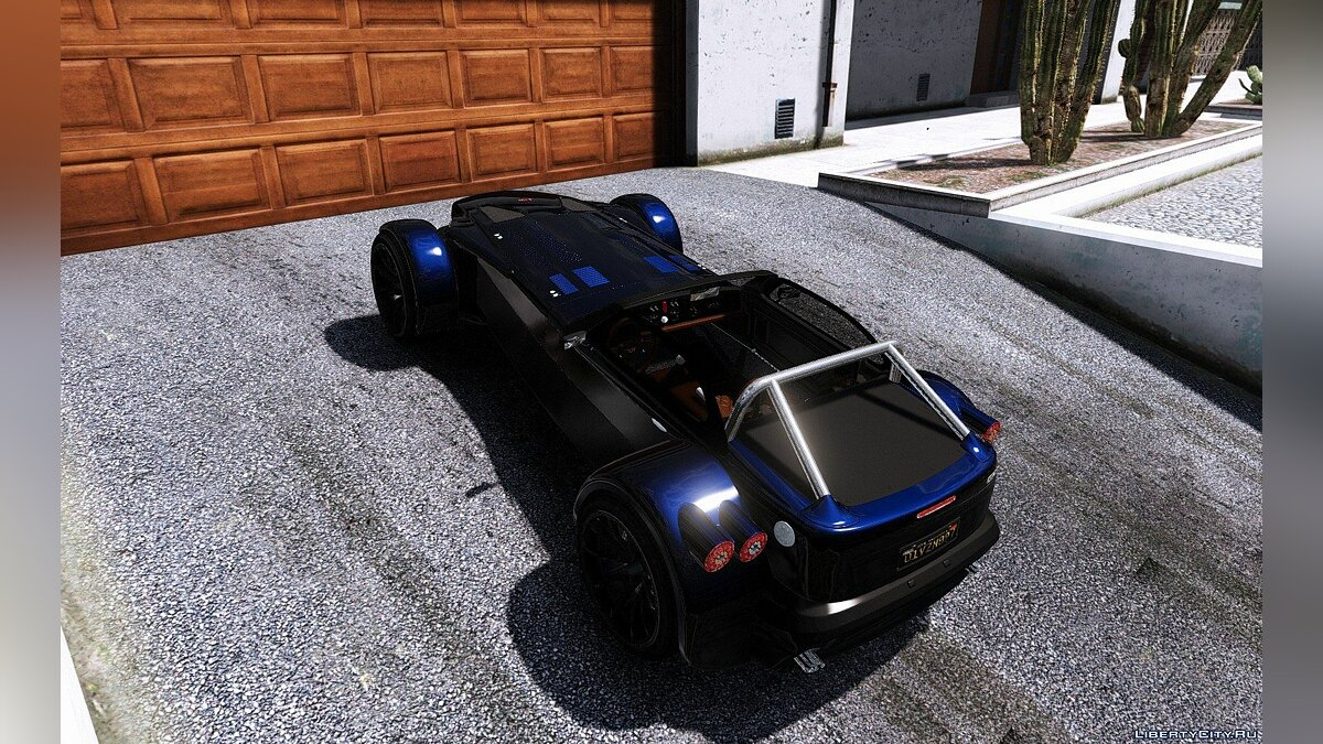 Donkervoort D8 GTO [Add-On] 1.0 для GTA 5 - скриншот #3