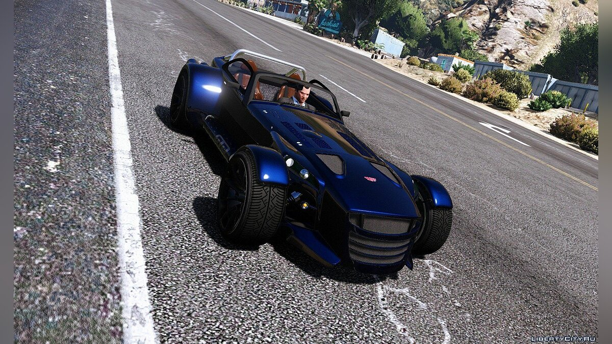 Donkervoort D8 GTO [Add-On] 1.0 для GTA 5 - скриншот #6