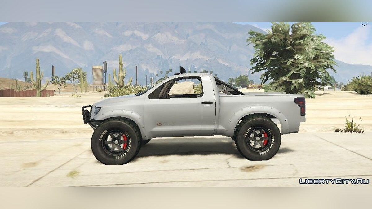 Contender Trophy Truck [Replace] 1.0 для GTA 5 - скриншот #2