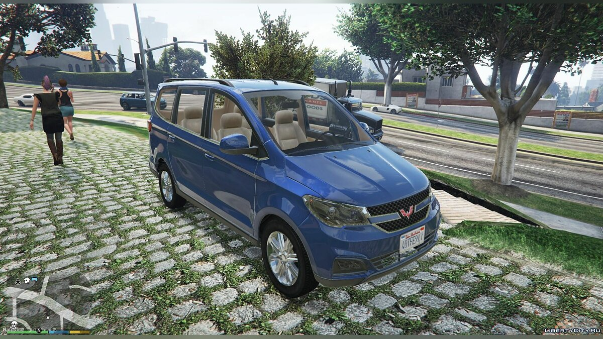 Wuling Hong Guang S1 [Add-On] v1.0 для GTA 5
