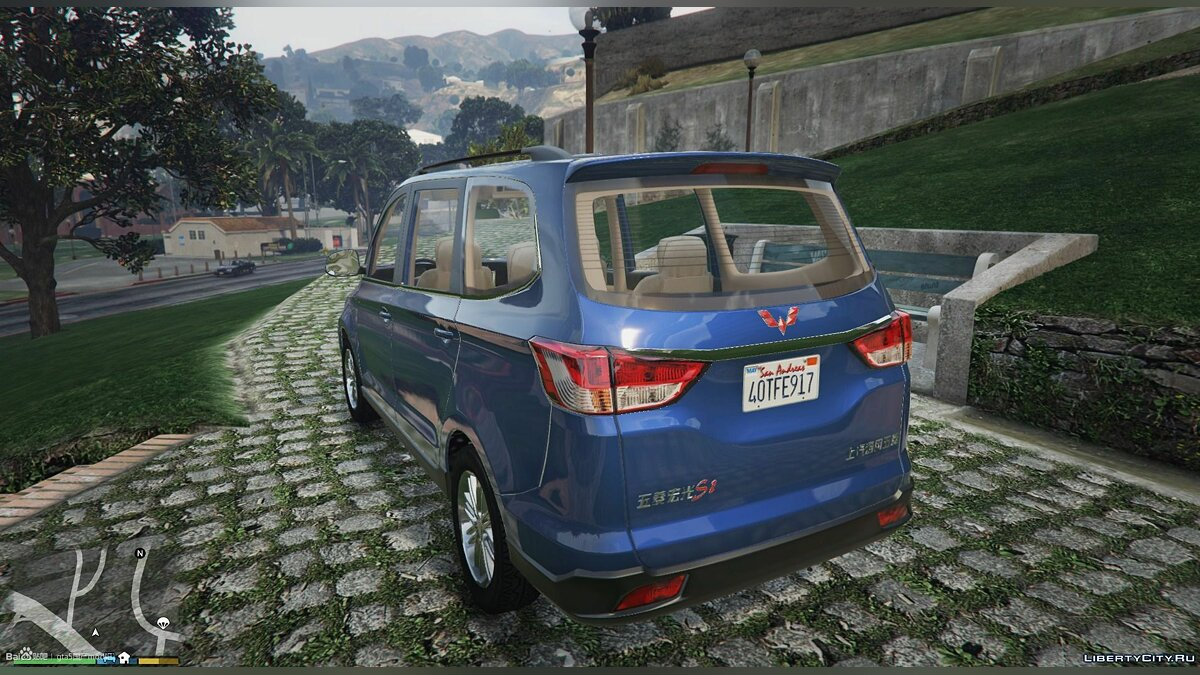 Wuling Hong Guang S1 [Add-On] v1.0 для GTA 5 - скриншот #2