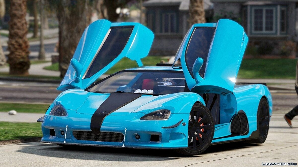 SSC Ultimate Aero [Add-On / Replace + Tuning] 1.1 для GTA 5 - скриншот #2
