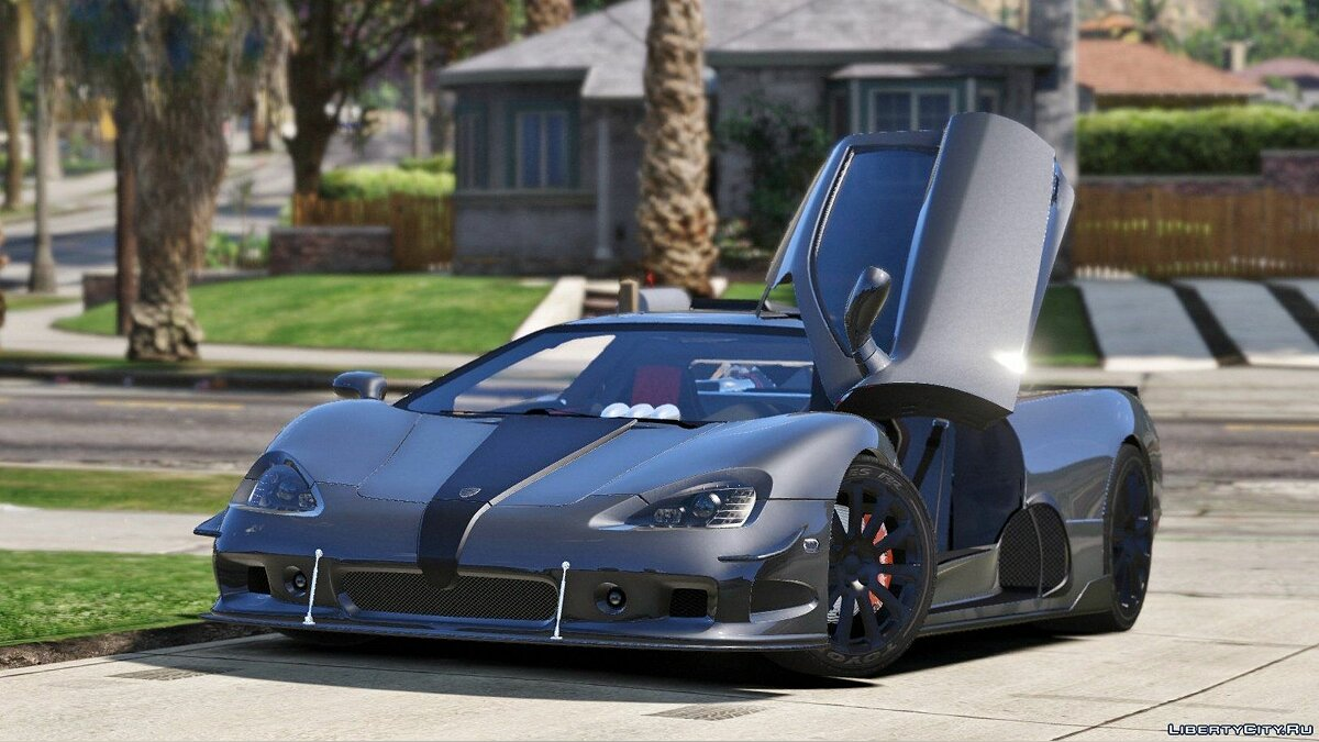 SSC Ultimate Aero [Add-On / Replace + Tuning] 1.1 для GTA 5 - скриншот #7