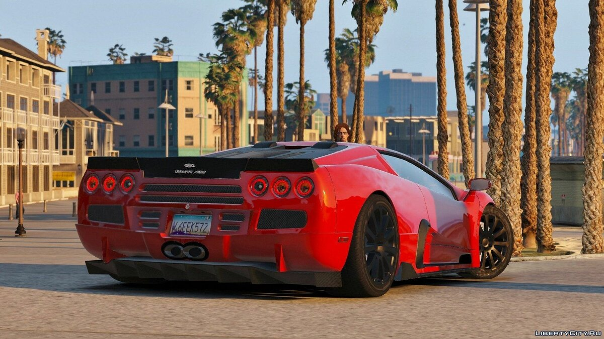 SSC Ultimate Aero [Add-On / Replace + Tuning] 1.1 для GTA 5 - скриншот #6