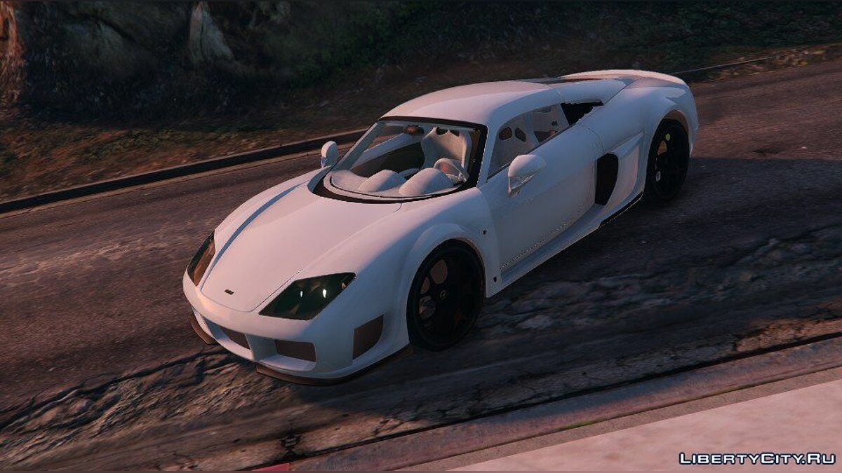 Машина Noble M600 2010 [Add-On / Replace] 3.0 для GTA 5