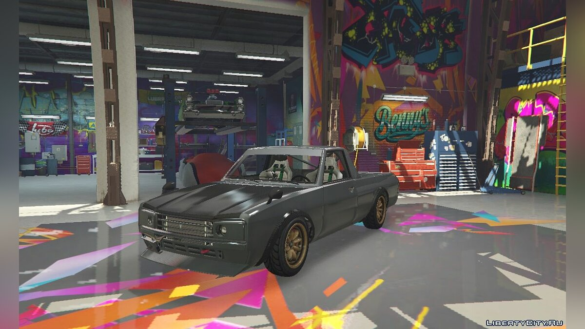 Машина Warrener Ute [Add-On / Replace | Tuning] 1.1 для GTA 5