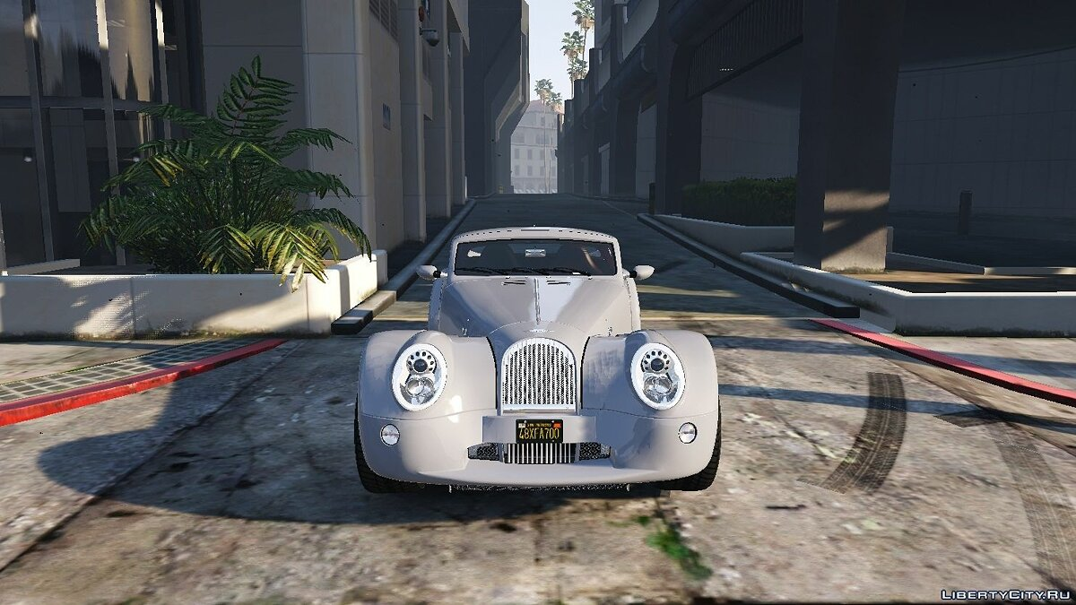 Машина Morgan Aero SuperSports 2010 1.0 для GTA 5