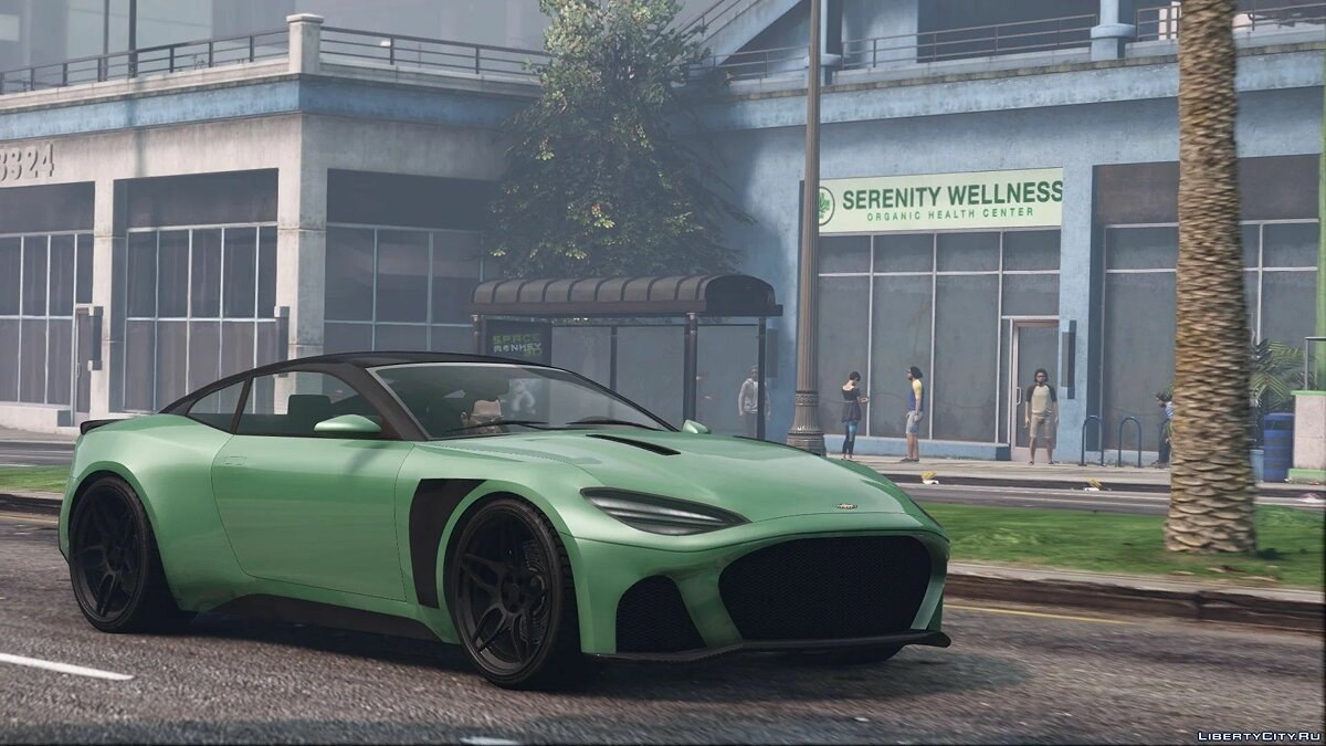 Машина Dewbauchee SuperGTS [Add-On | Tuning | Sounds | LODs] 1.0 для GTA 5