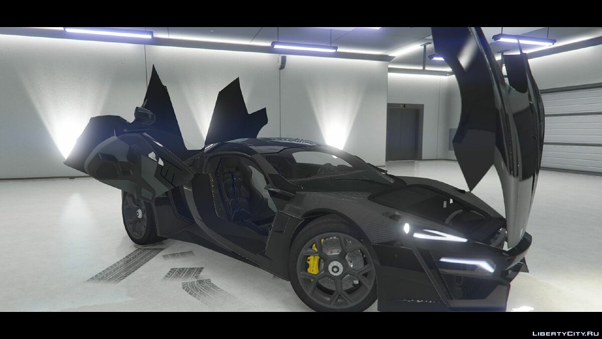 2014 Lykan Hypersport WMotors для GTA 5 - Картинка #1