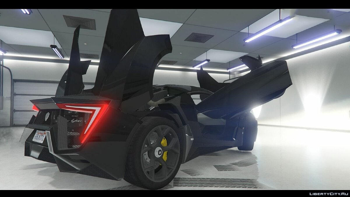 2014 Lykan Hypersport WMotors для GTA 5 - Картинка #2