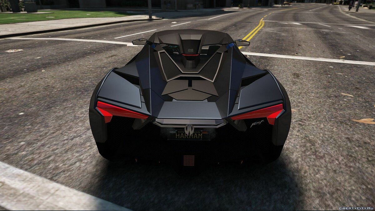 W Motors Fenyr Supersport [Add-On | Unlocked | Automatic Spoiler] 0.3 для GTA 5 - скриншот #3