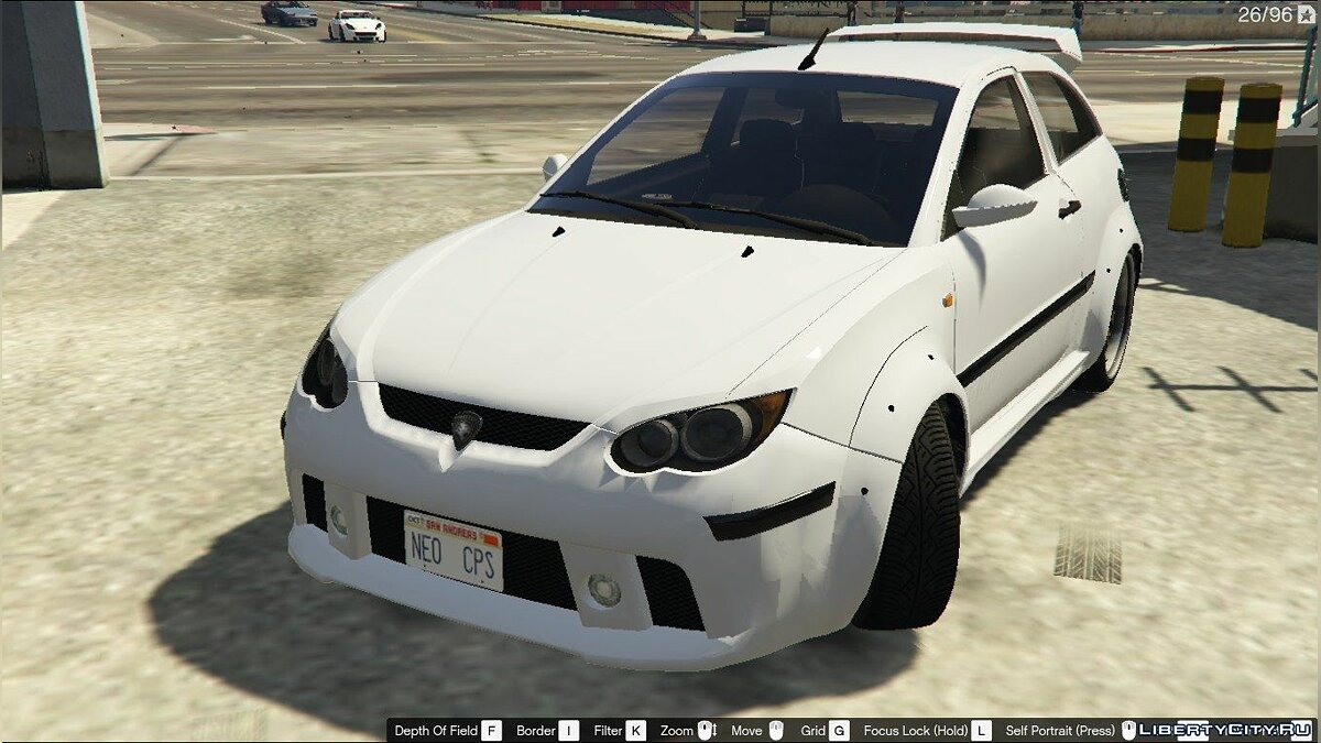 Proton Satria Neo with liveries [Add-on / Replace] 1.0 для GTA 5 - скриншот #2