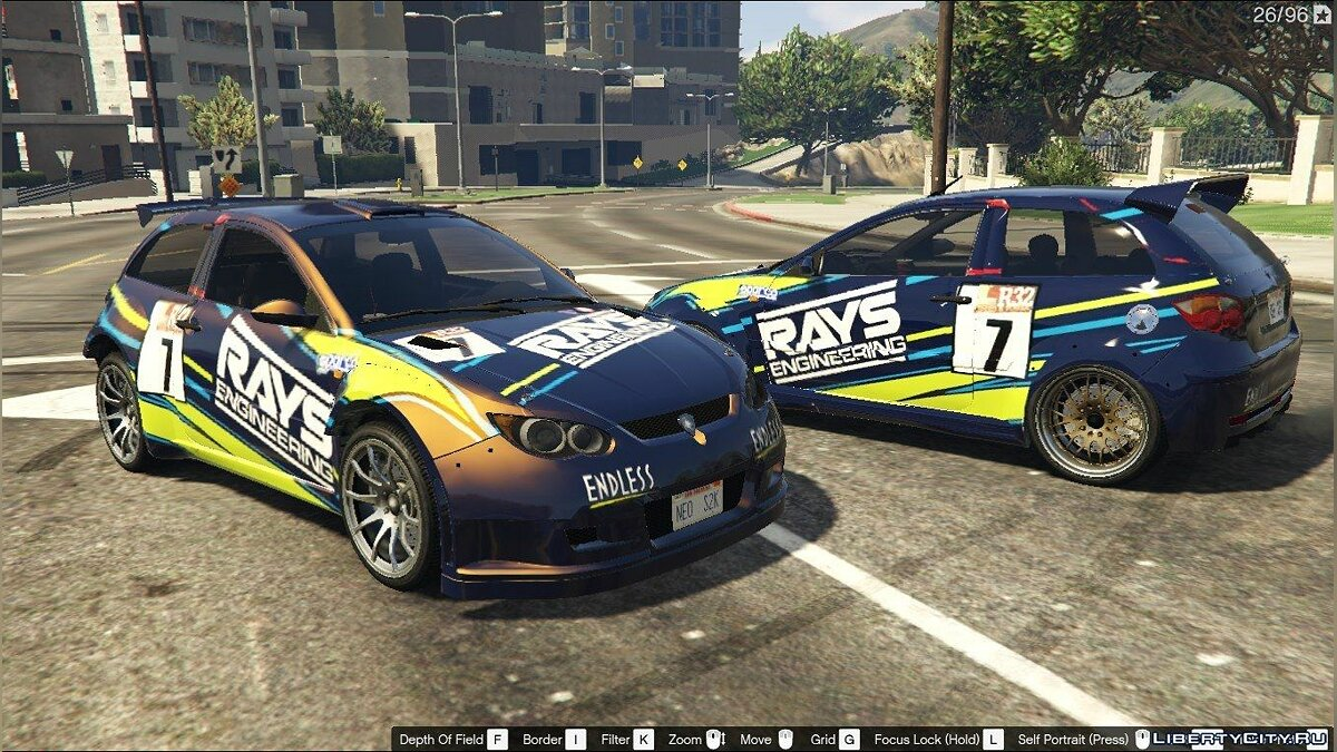Proton Satria Neo with liveries [Add-on / Replace] 1.0 для GTA 5