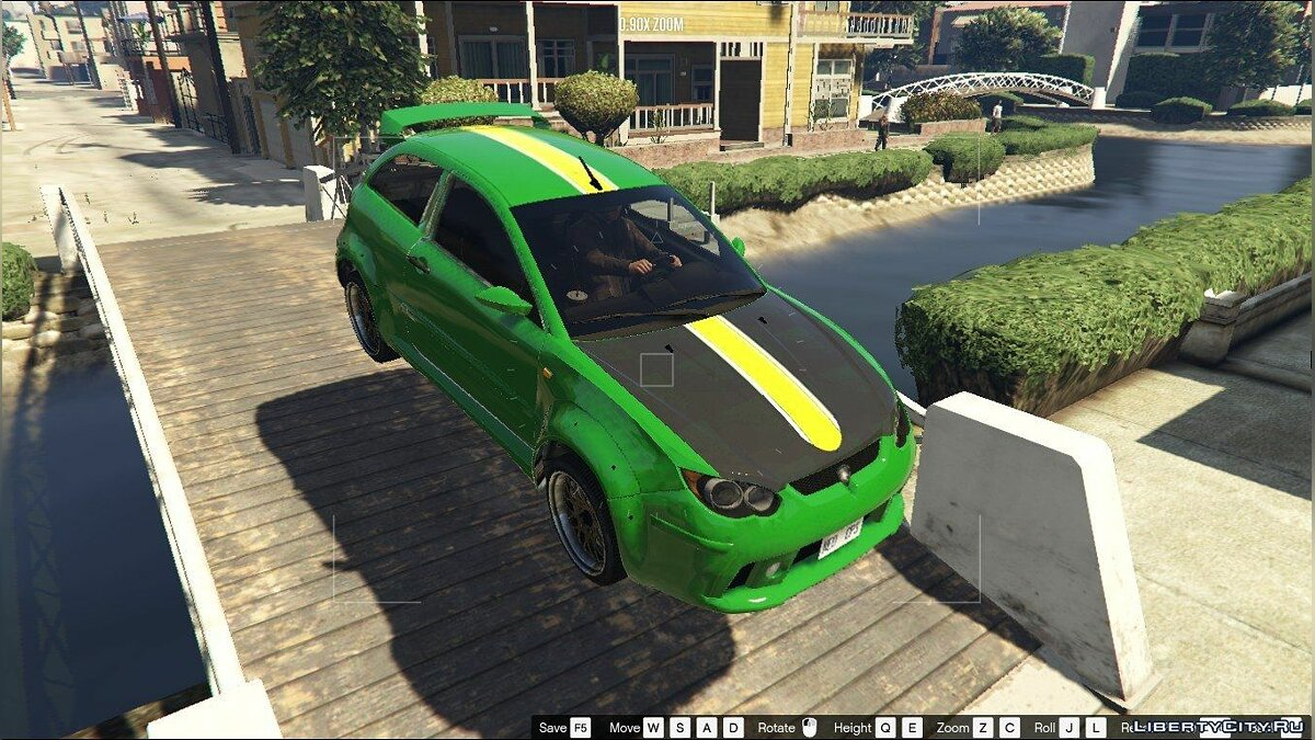 Proton Satria Neo with liveries [Add-on / Replace] 1.0 для GTA 5 - скриншот #6