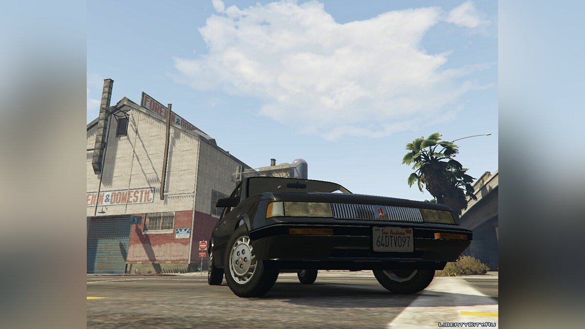 1993 Oldsmobile Cutlass Ciera 1.0 для GTA 5