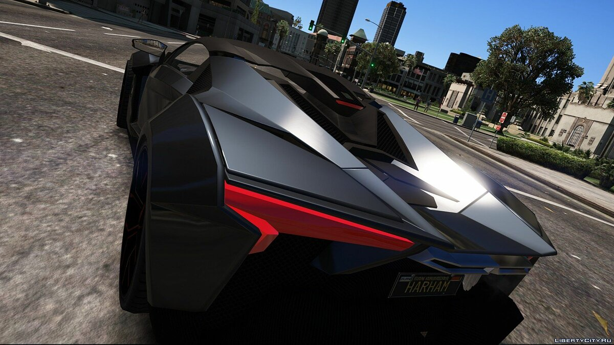 W Motors Fenyr Supersport [Add-On | Unlocked] 0.1 для GTA 5 - скриншот #5