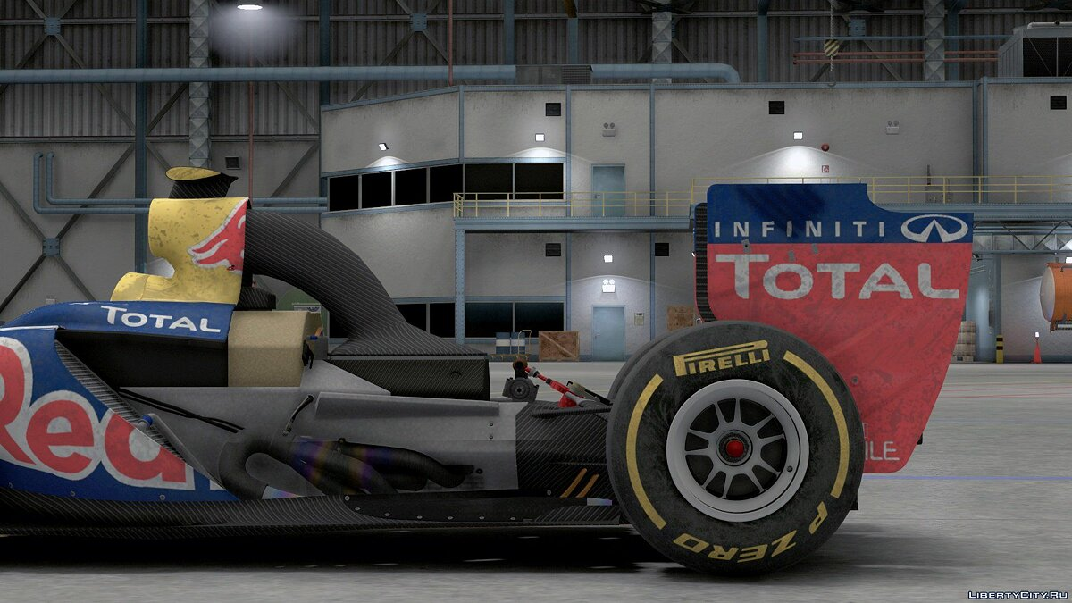 2011 FORMULA A F1 [Add-On / Replace | Liveries | Template] 1.0 для GTA 5 - скриншот #3