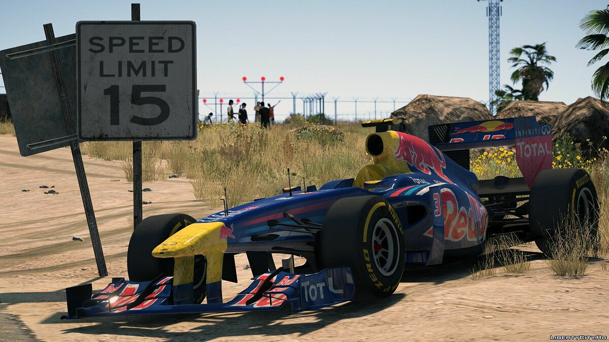 2011 FORMULA A F1 [Add-On / Replace | Liveries | Template] 1.0 для GTA 5 - скриншот #4