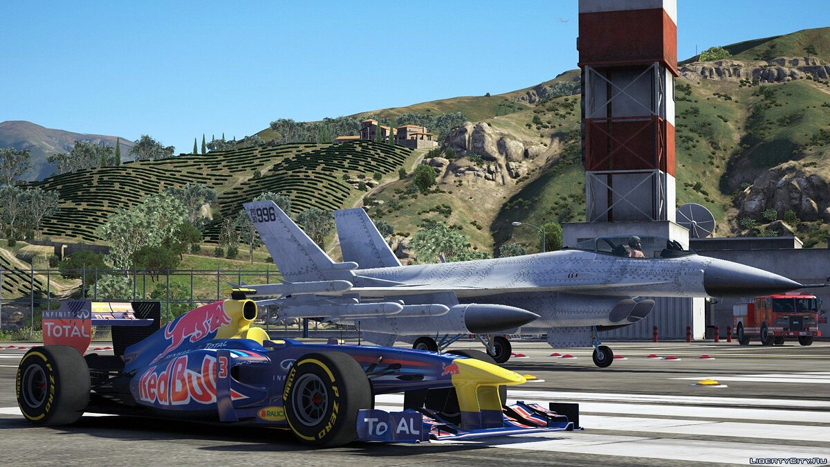 2011 FORMULA A F1 [Add-On / Replace | Liveries | Template] 1.0 для GTA 5 - скриншот #6