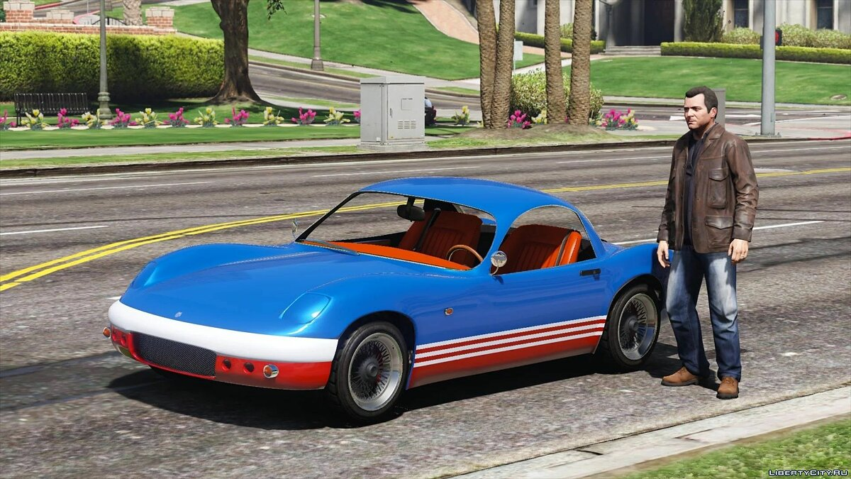 Машина Ocelot Elena [Add-on | Unlocked] 1.0 для GTA 5