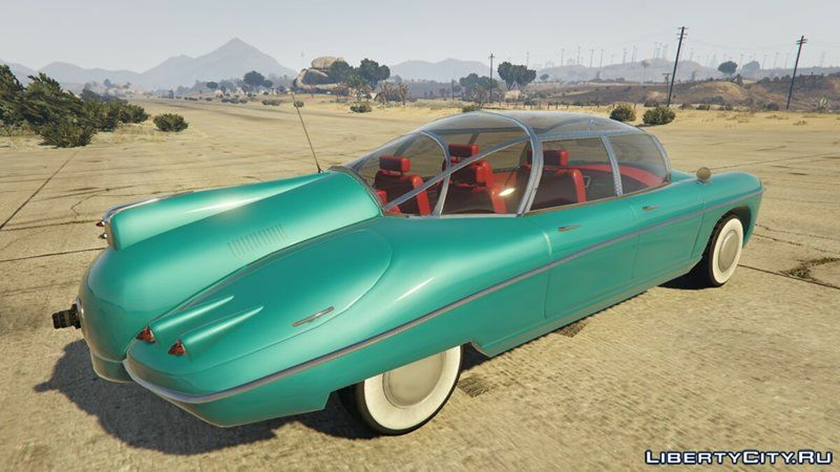 Машина Station Wagon (ADD-ON) для GTA 5