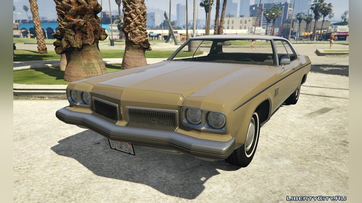 1973 Oldsmobile Delta 88 [Add-On] v2.5 для GTA 5