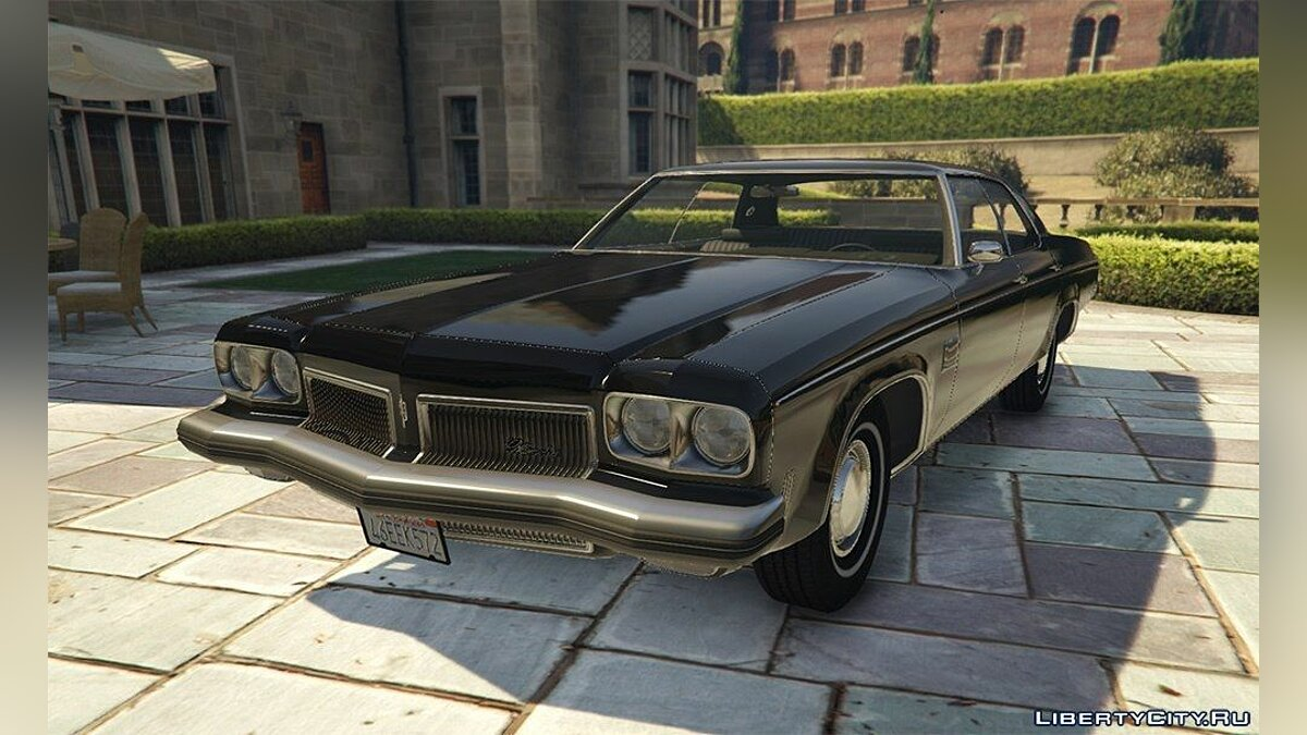 1973 Oldsmobile Delta 88 [Add-On] v2.5 для GTA 5 - скриншот #2