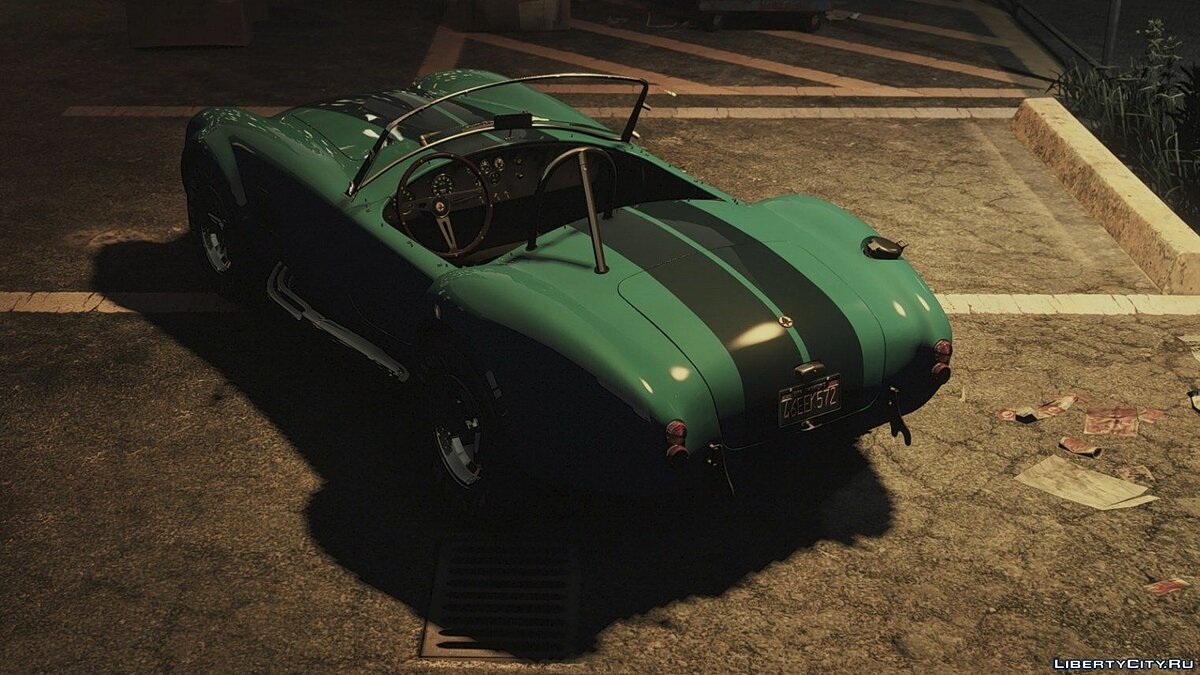 1965 Shelby Cobra 427 A/C [Add-On | Liveries | Template] 1.0b для GTA 5 - скриншот #5