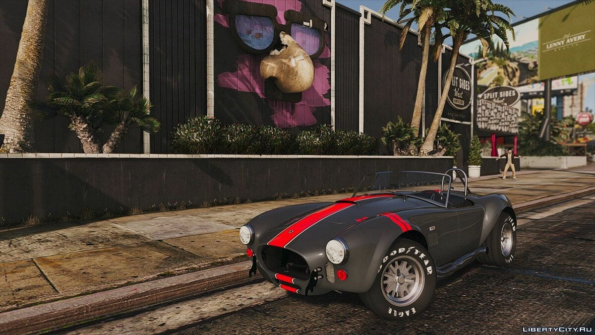 1965 Shelby Cobra 427 A/C [Add-On | Liveries | Template] 1.0b для GTA 5 - скриншот #8