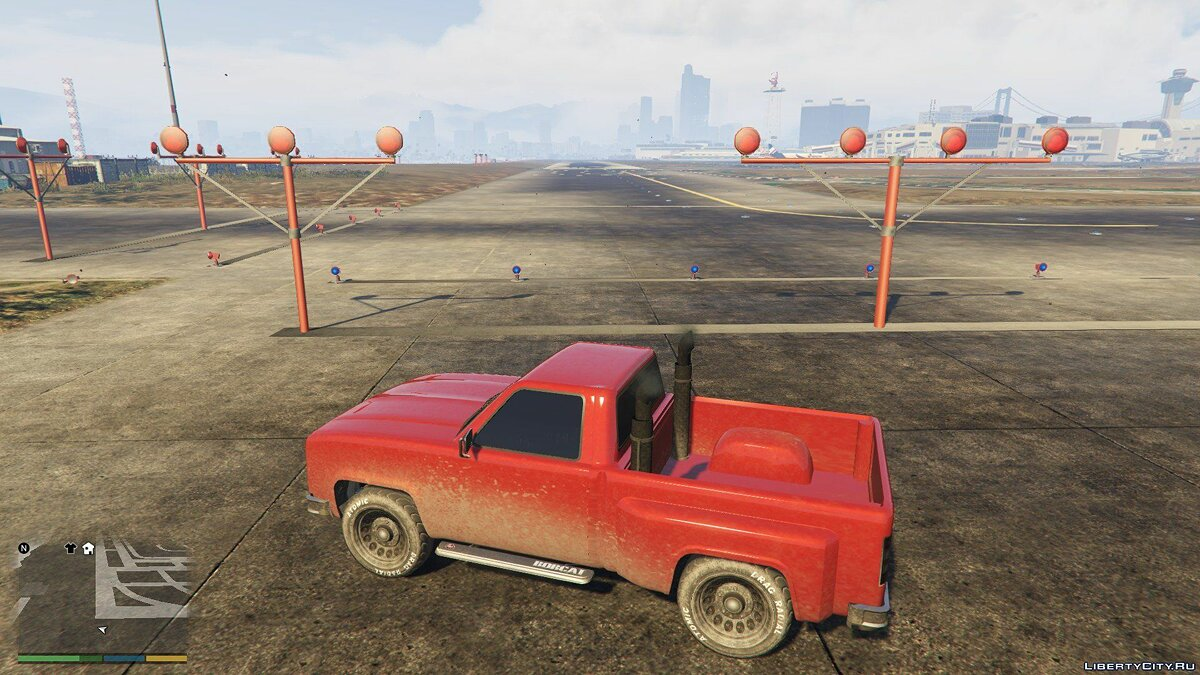 ��ашина Big Ol' Bobcat [Add-On & Replace] 1.0 для GTA 5