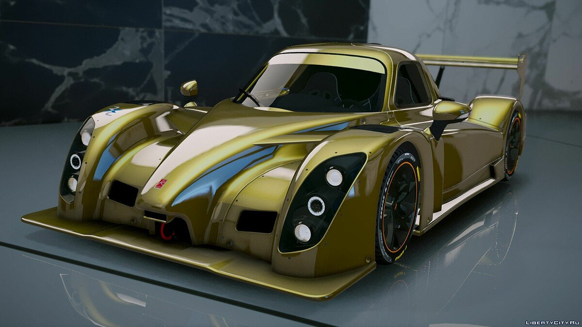 Radical RXC Turbo [Add-On] 1.2 для GTA 5
