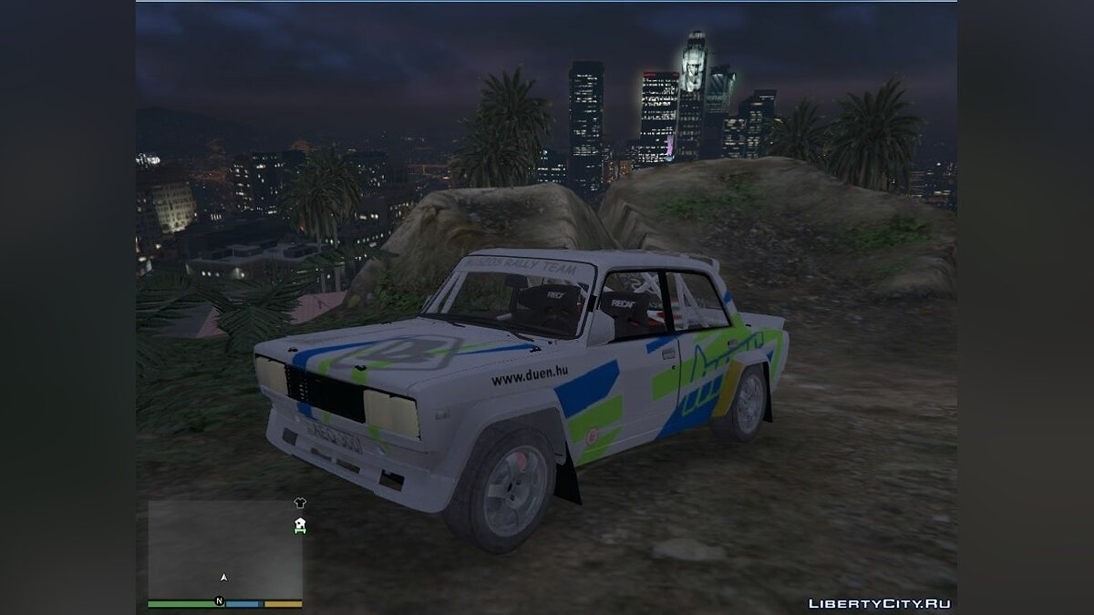 Машина Lada 1.6 VFTS [Add-On | Replace] 1.2 для GTA 5