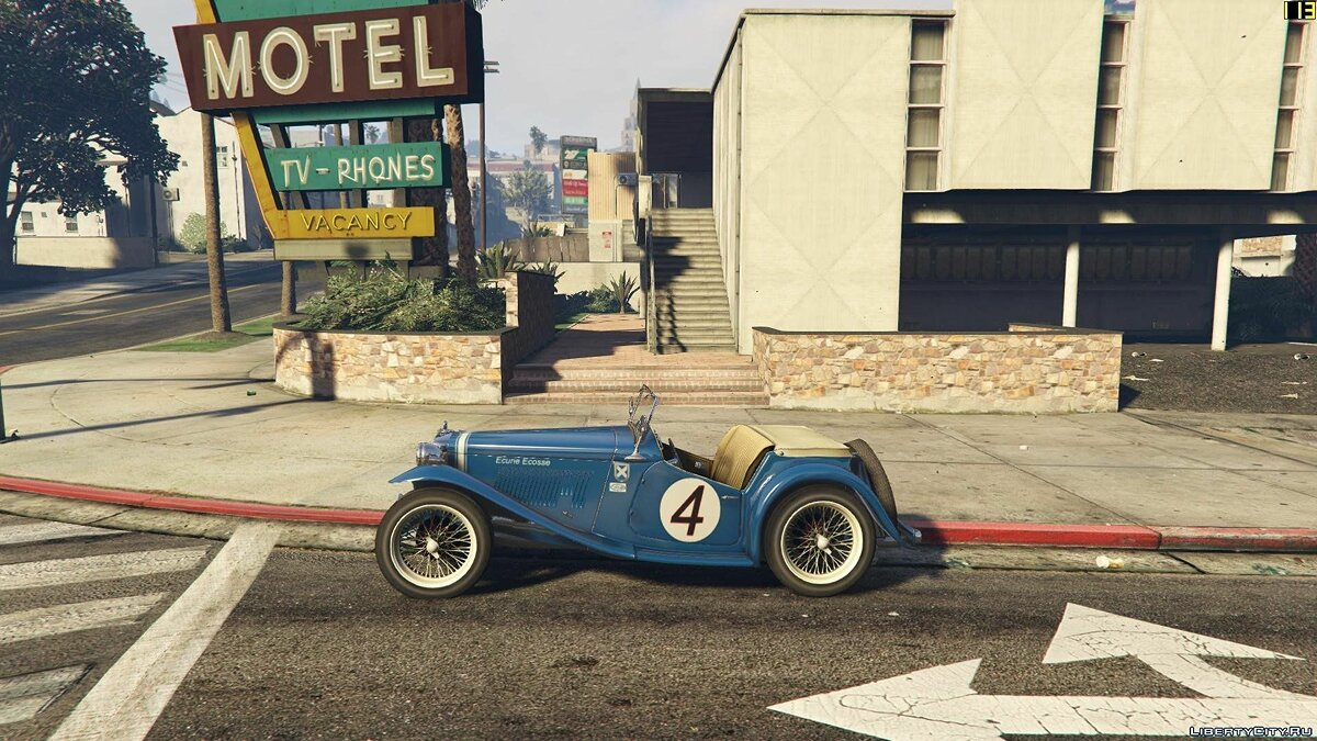 1949 MG TC [+ Add-On] для GTA 5 - скриншот #2