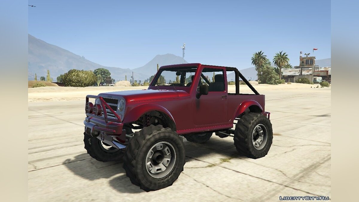 Mesa SWB [Replace] 1.3 для GTA 5