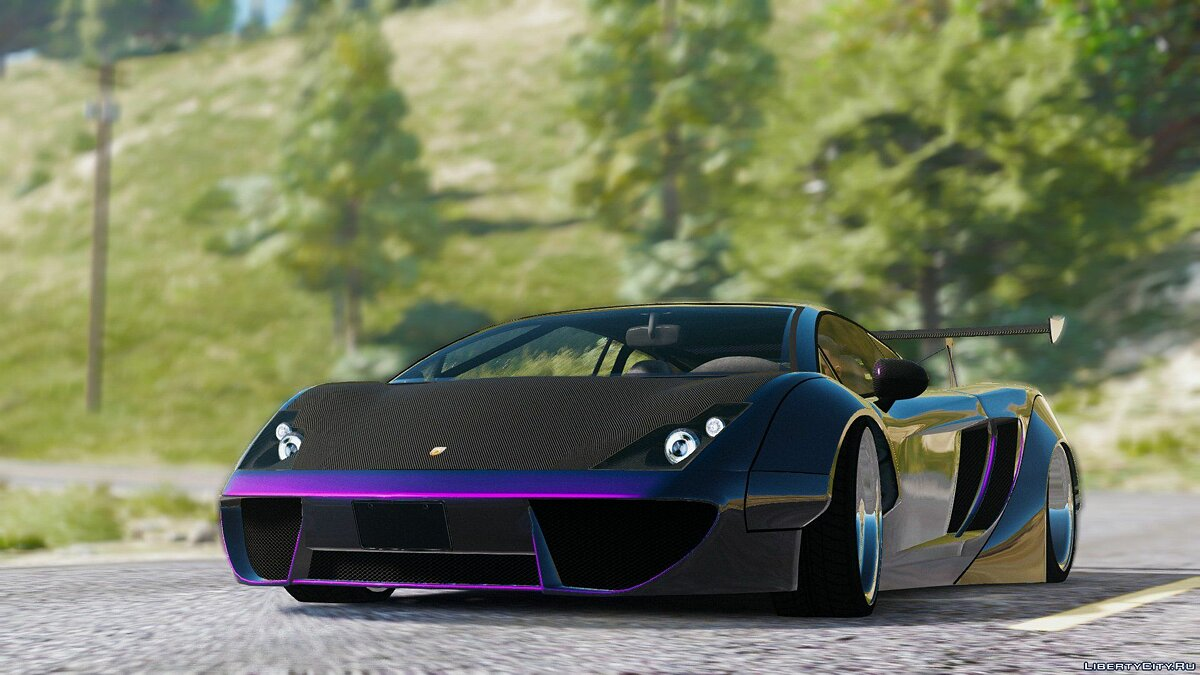 Pegassi Vacca RocketCow Widebody 0.3 для GTA 5 - скриншот #7