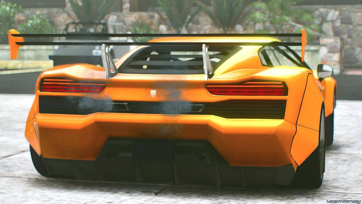Pegassi Vacca RocketCow Widebody 0.3 для GTA 5 - скриншот #9
