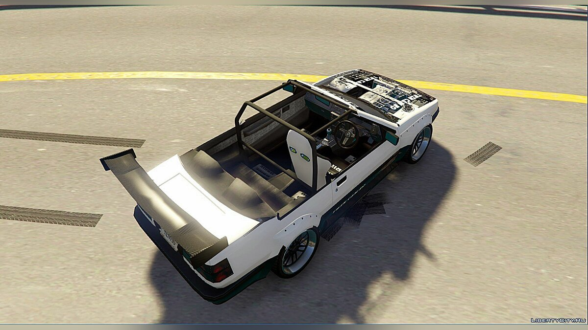 ��ашина Futo Stance Convertible Street Edit [Add-On/Replace] 1.0 [Final] для GTA 5