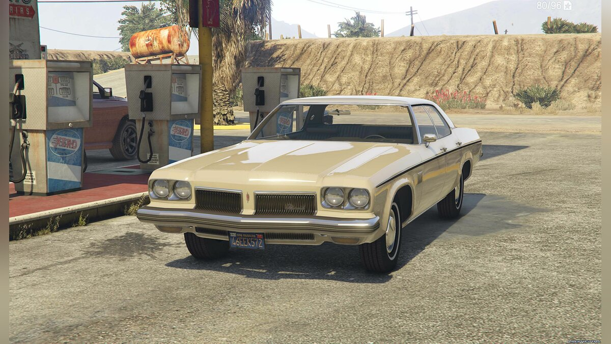 1973 Oldsmobile Delta 88 [Add-On / Replace] 2.9 для GTA 5