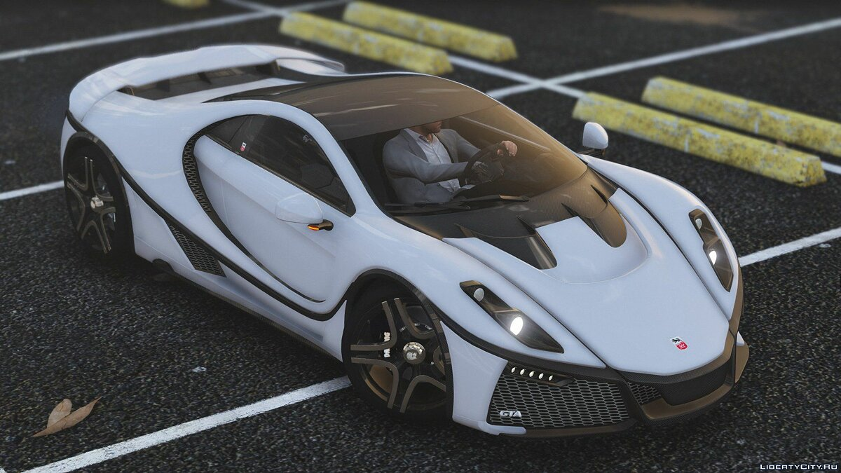 GTA Spano 2016 [Add-On | Auto Spoiler | Template] 1.0 для GTA 5 - скриншот #3