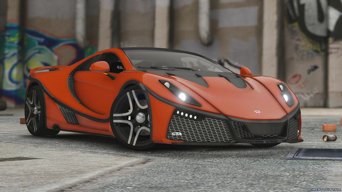 GTA Spano 2016 [Add-On | Auto Spoiler | Template] 1.0 для GTA 5 - скриншот #2