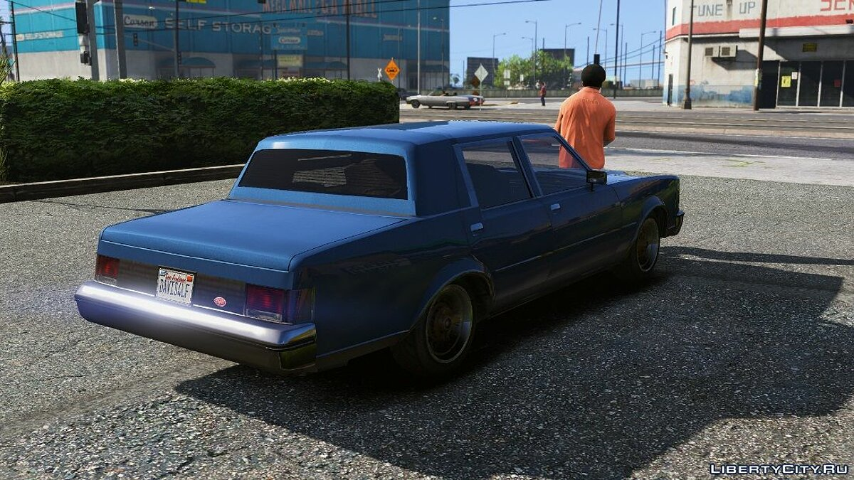 ��ашина 1988 Vapid STD Stanier [Add-On / Replace] 1.1.0 для GTA 5